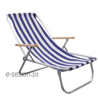 leżaki plażowe