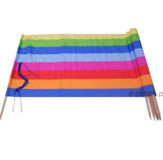 parawan plażowy kolorowe paski