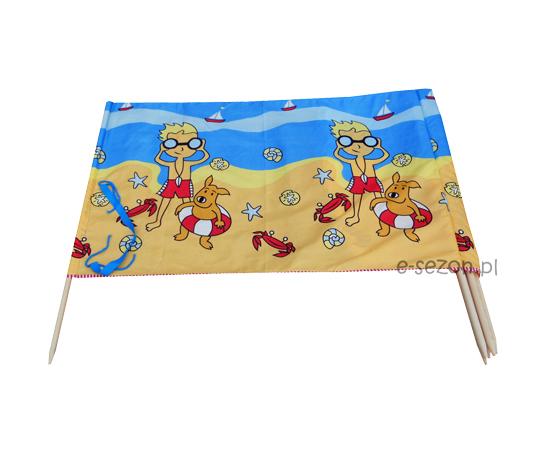 parawan plażowy podglądacz