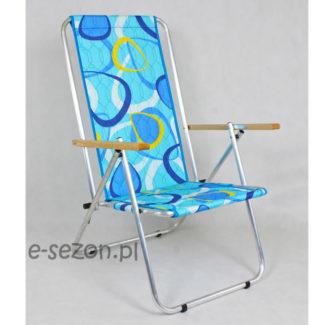 Krzesło turystyczne, składane
