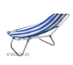 Składany leżak plażowy, tradycyjny