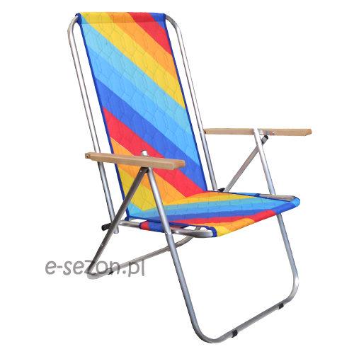 krzesła plażowe