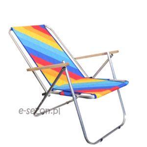 krzesła plażowe składane
