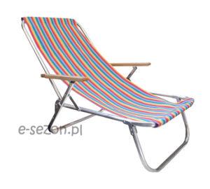 Aluminiowe leżaki plażowe