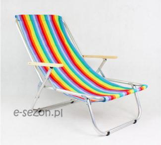 leżak plażowy 150 kg