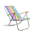 Składane krzesło na plażę