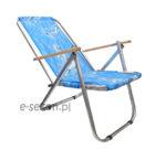 Krzesło plażowe - dwupozycyjne