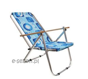 Wersja wzmocniona leżaka plażowego