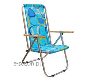 Krzesło składane nowy wzór