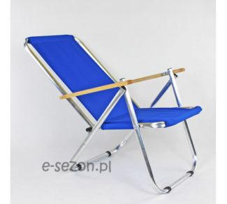 Krzesło aluminiowe - plażowe